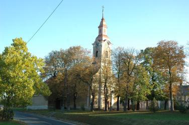 Szent Ilona templom