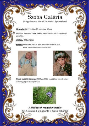 Szoba Galéria új kiállítása